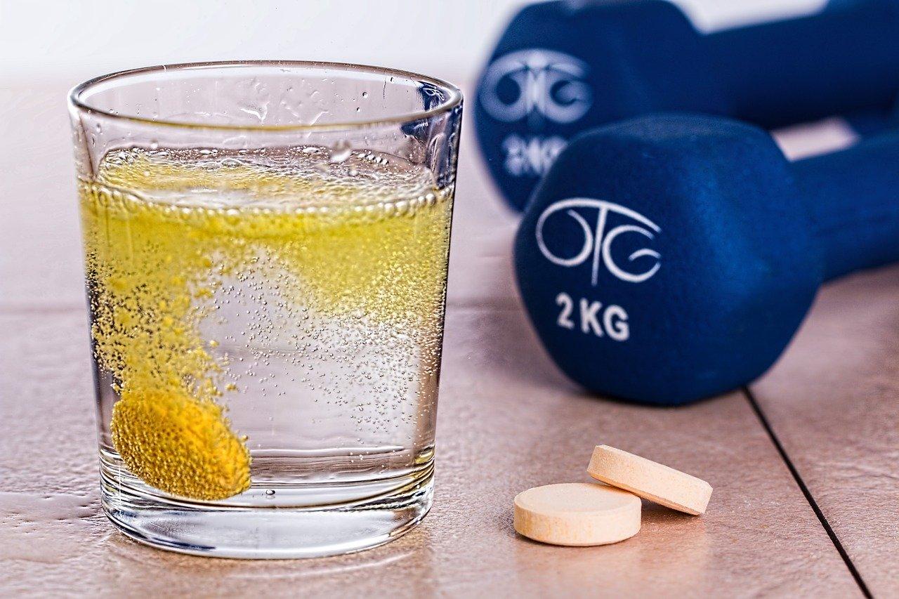 prehranska dopolnila in vitamini
