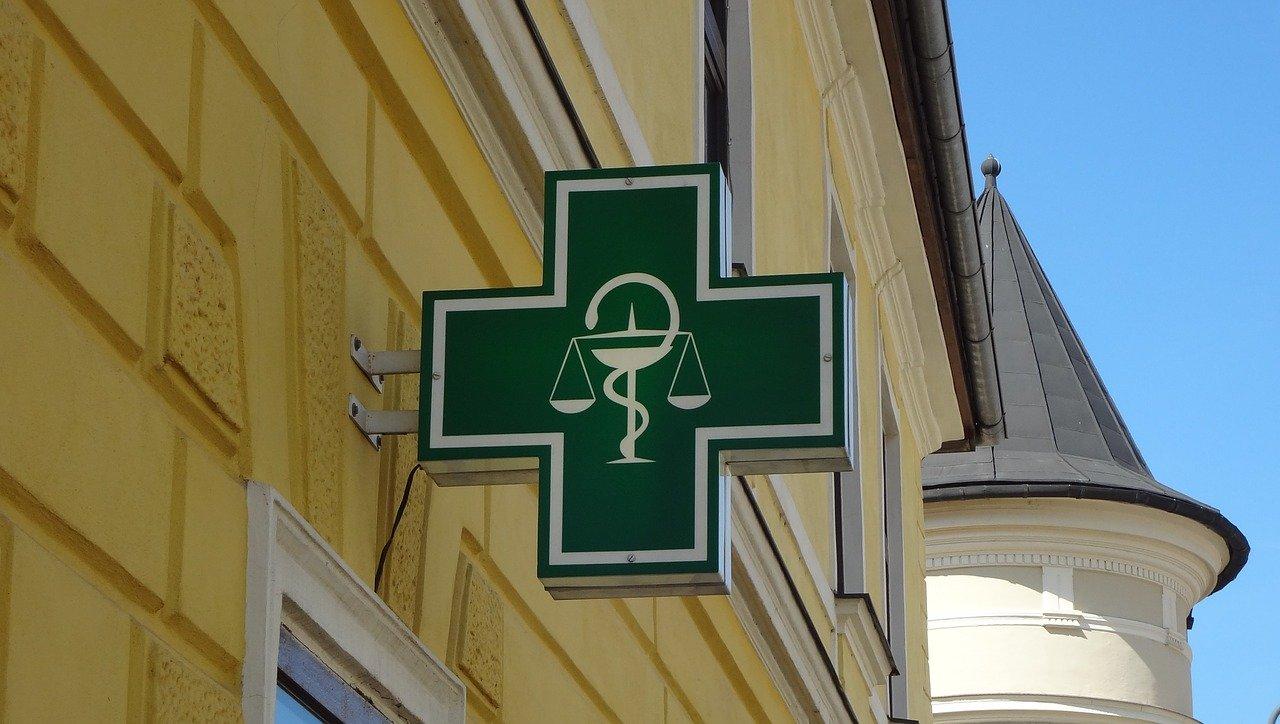 jemanje zdravil in lekarna