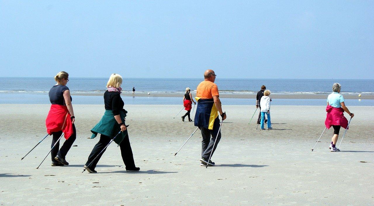 nordijska hoja pri osteoporozi