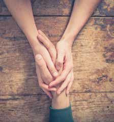 Stisk roke in medsebojna pomoč