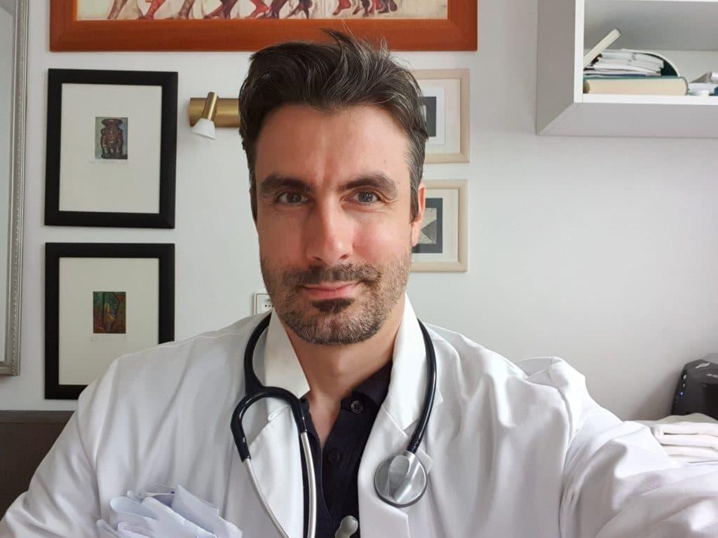 Darko Siuha: povezava med vitamin D in covid-19