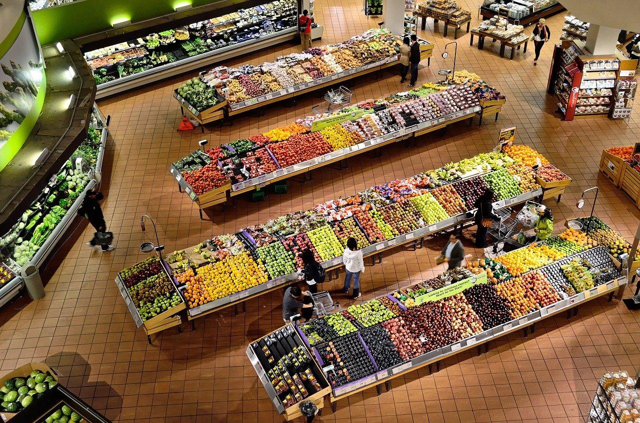 nakup zdrave prehrane